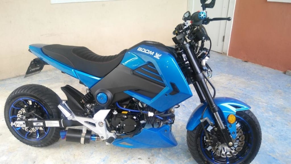 Best Honda Grom Clone - Full Send Moto