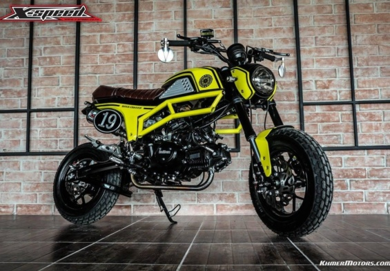 Kawasaki Z125 Pro Facts and Comparisons - Full Send Moto