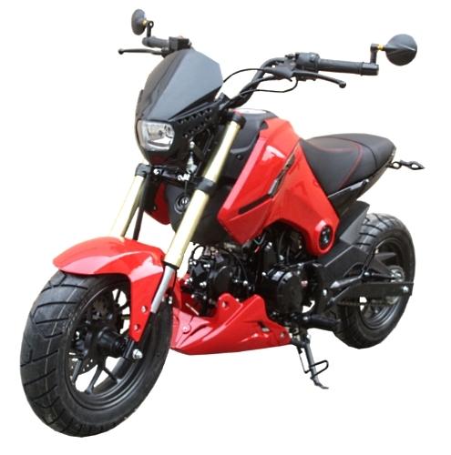 Best Honda Grom Clone - Full Send Moto